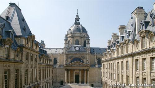 Paris Sorbonne - Chapelle