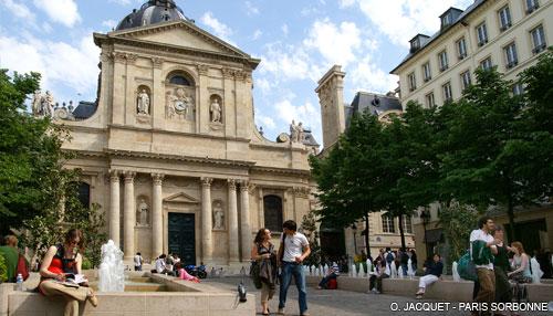 Paris Sorbonne - Place